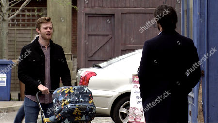 Ep 10088 Wednesday 15th July 2020 When Adam Barlow, as played by Sam Robertson, refuses to mind Bertie as he's too busy, Daniel Barlow, as played by Rob Mallard, is bitterly disappointed as he's desperate to see Nicky again.