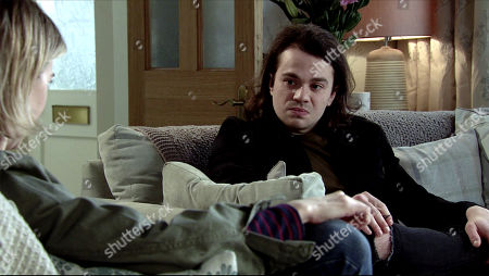 Ep 10088 Wednesday 15th July 2020 Seb Franklin, as played by Harry Visinoni, tells Abi Franklin, as played by Sally Carman, that the adoptive parents are happy for them to meet with the twins and say their goodbyes. What will Abi do?