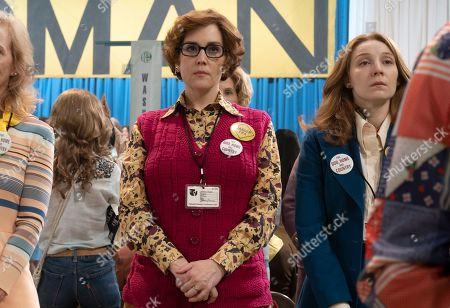 Melanie Lynskey as Rosemary Thomson and Kayli Carter as Pamela Whalen