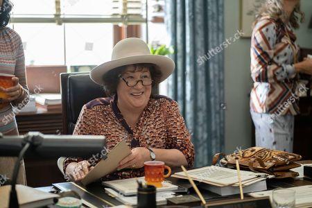 Stock Image of Margo Martindale as Bella Abzug