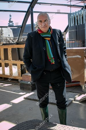 Stock Picture of Dominique Perrault