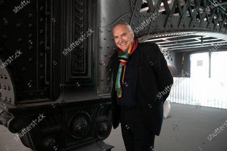 Editorial picture of Architect, Dominique Perrault, Paris, France - 08 Jul 2020