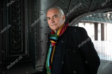 Editorial photo of Architect, Dominique Perrault, Paris, France - 08 Jul 2020