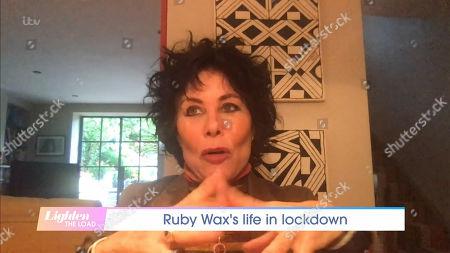 Editorial image of 'Loose Women' TV show, London, UK - 08 Jul 2020