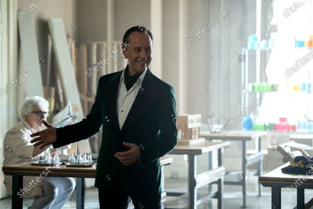 Richard E. Grant as Octavio Coleman