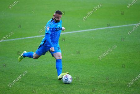 Wayne Rooney of Derby County