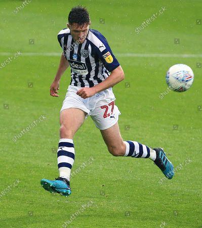 Dara O'Shea of West Bromwich Albion