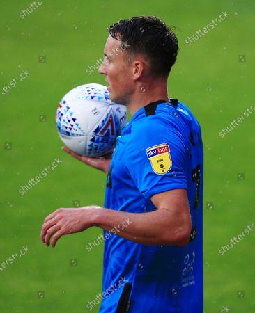 Photo éditoriale de West Bromwich Albion v Derby County, Sky Bet Championship, Football, The Hawthorns, West Bromwich, UK - 08 Jul 2020