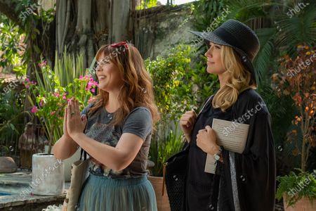 Sarah Burns as Kaylie and Anna Camp as Brooke