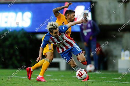 Editorial photo of Chivas vs Tigres, Guadalajara, Mexico - 08 Jul 2020