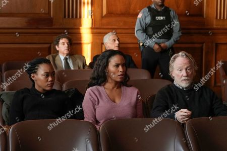 Tyla Harris as Jasmine Wallace, Joy Bryant as Marie Wallace and Timothy Busfield as Henry Roswell