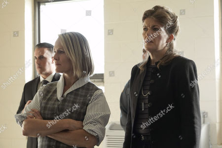 Mary Stuart Masterson as Anya Harrison and Annabel Capper as Monica Fallon