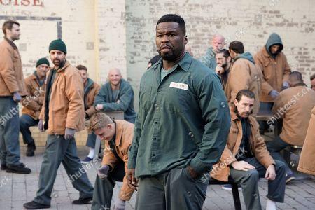 50 Cent as Cassius Dawkins