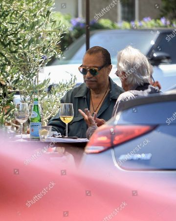Editorial image of Billy Dee Williams out and about, Los Angeles, California, USA - 08 Jul 2020