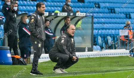 Image libre de droits de Manager Marcelo Bielsa of Leeds United