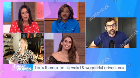 Christine Lampard, Kelle Bryan, Carol McGiffin, Stacey Solomon, Louis Theroux