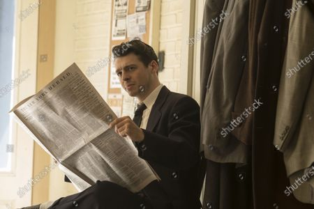 Stock Image of Anthony Boyle as Alvin Levin