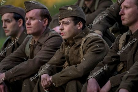Anthony Boyle as Alvin Levin