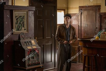 Stock Picture of Anthony Boyle as Alvin Levin