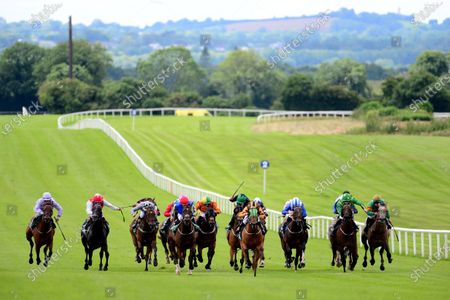 Editorial picture of Horse Racing - 09 Jul 2020
