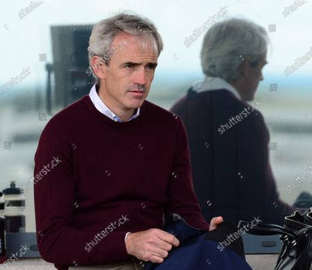 NAVAN 9-July-2020. RUBY WALSH of Racing TV.