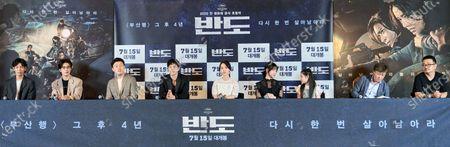 Kim Do-yoon, Koo Kyo-hwan, Kim Min-jae, Gang Dong-won, Lee Jung-hyun, Lee Re, Lee Ye-won, Kwon Hae-hyo, Yeon Sang-ho