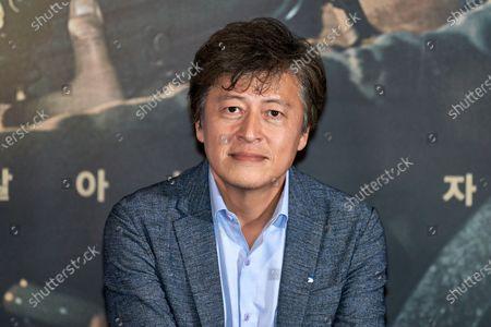 Stock Photo of Kwon Hae-hyo