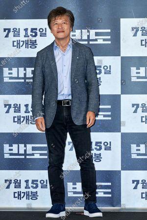 Editorial picture of 'Peninsula' film premiere, Seoul, South Korea - 09 Jul 2020