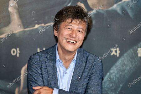 Stock Image of Kwon Hae-hyo