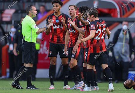Photo éditoriale de AFC Bournemouth vs Tottenham Hotspur, United Kingdom - 09 Jul 2020