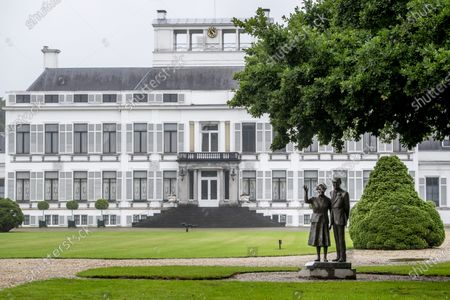 Editorial picture of Former grounds of the Royal Netherlands Marechaussee, Soestdijk, Netherlands - 09 Jul 2020