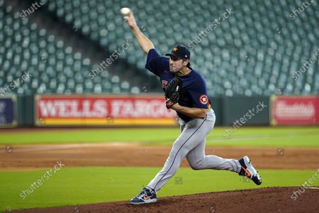 Editorial image of Astros Baseball, Houston, United States - 09 Jul 2020