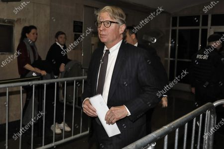 Manhattan District Attorney Cyrus Vance, Jr., leaves the Harvey Weinstein rape trial, in New York. The Supreme Court ruled on Thursday, July 9, that Vance can obtain President Donald Trump's tax returns for a criminal investigation, but sent a second request by Congress for the records back to lower courts. Here are some key questions and answers stemming from the decision