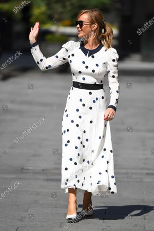Photo éditoriale de Amanda Holden out and about, London, UK - 10 July 2020