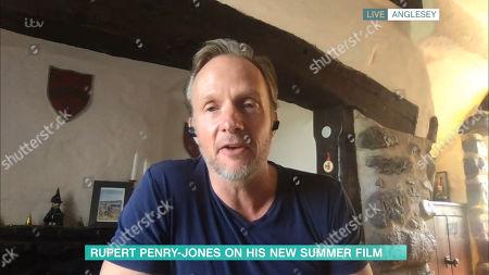 Stock Photo of Rupert Penry Jones