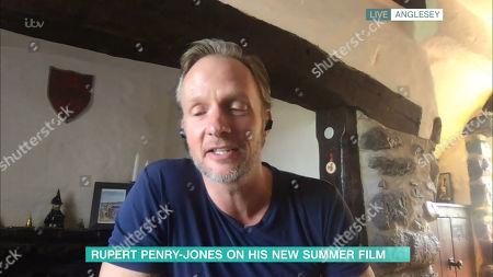 Stock Picture of Rupert Penry Jones