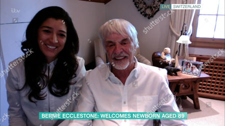 Stock Image of Bernie Ecclestone