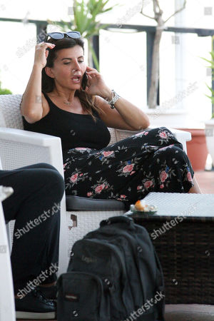 Photo libre de droits de Actress Giovanna Rei