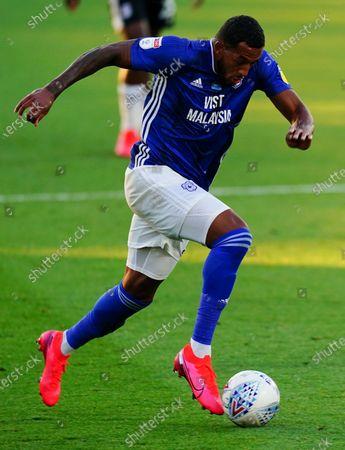 Nathaniel Mendez-Laing of Cardiff City