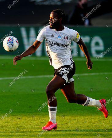 Josh Onomah of Fulham