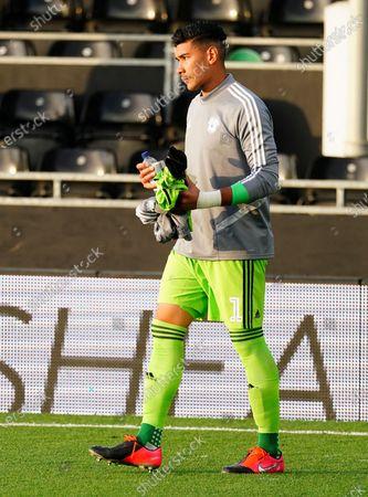 Goalkeeper Neil Etheridge of Cardiff City