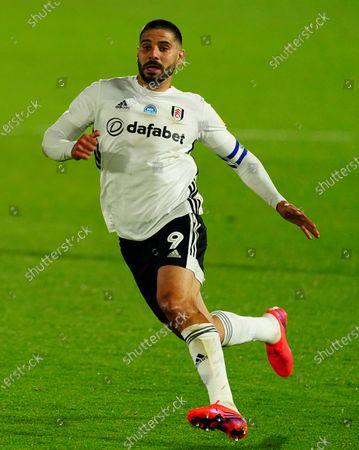 Aleksander Mitrovic of Fulham