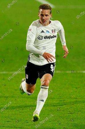Stefan Johansen of Fulham