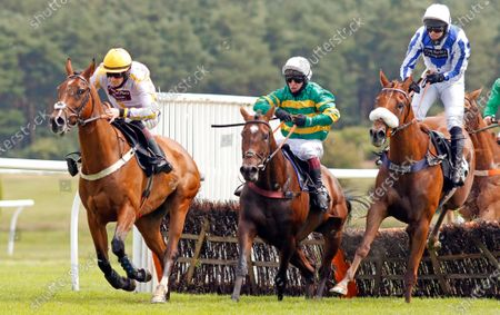 Editorial picture of Horse Racing - 10 Jul 2020