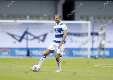 The Kiyan Prince Foundation Stadium, London, England; Dominic Ball of Queens Park Rangers; English Championship Football, Queen Park Rangers versus Sheffield Wednesday.