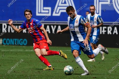 Editorial photo of Espanyol v Eibar, La Liga, Football , RCDE, Stadium, Barcelona, Spain - 12 Jul 2020