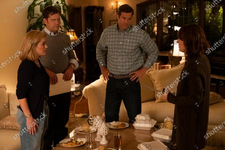 Stock Picture of Reese Witherspoon as Elena Richardson, Joshua Jackson as Bill Richardson, Geoffrey Stults as Mark McCullough and Rosemarie DeWitt as Linda McCullough