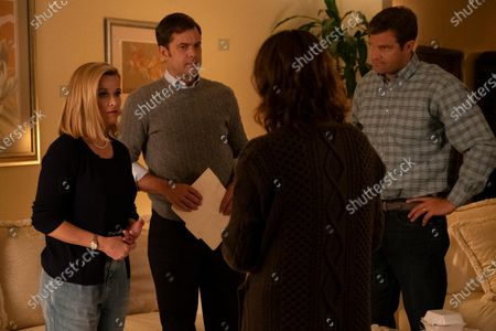 Stock Photo of Reese Witherspoon as Elena Richardson, Joshua Jackson as Bill Richardson, Rosemarie DeWitt as Linda McCullough and Geoffrey Stults as Mark McCullough