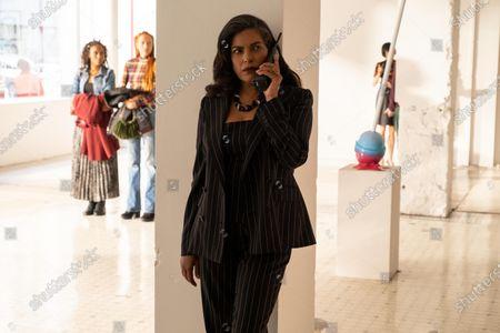 Sarita Choudhury as Anita Rees