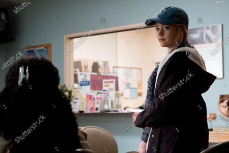 Stock Image of Jade Pettyjohn as Lexie Richardson